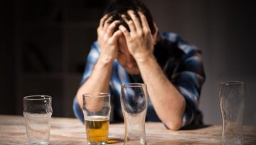 stages of alcoholism