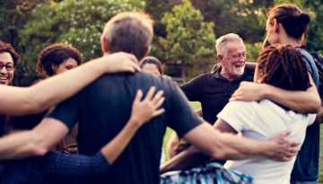Group Hugging