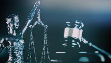 lady justice scale and gavel legal implications of methamphetamine possession and use